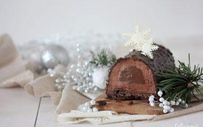 Recette : Bûche de Noël végane