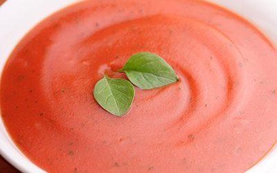 Recette: Crème de tomate
